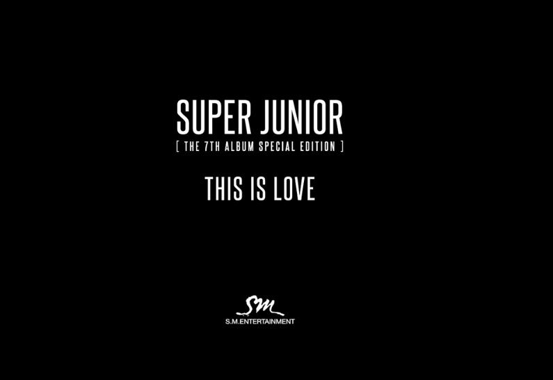 ♡ TOP 2 :: Super Junior《THIS IS LOVE》