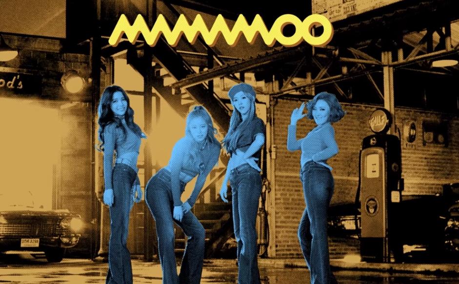 ★ No.2 :: MAMAMOO 'You're the best' ★  * 無法播放時,請直接按出處