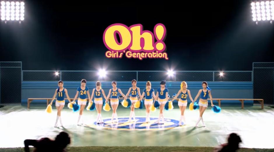 ♥第7名〈Oh!〉 常被拿來當作「應援曲」,是首歐爸們聽了會非常開心的歌曲(笑)