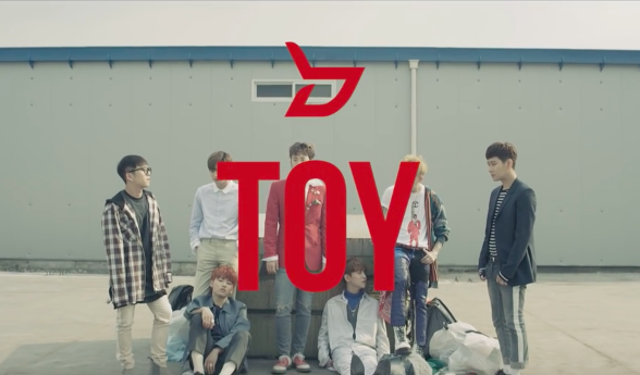 ★ No.5 :: Block B 'Toy' ★  第五名也是新進榜的歌曲,Block B 在各個音源排行榜上都有很亮眼的成績,不愧是音源惡童!  * 無法播放時,請直接按出處