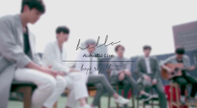 最後,推薦大家這首「Hello」,輕快的旋律就算沒有華麗的舞步也很迷人,特別是 Acoustic Live 的版本,只能說這群男孩也都很會唱啊!  * 無法播放時,請直接按出處