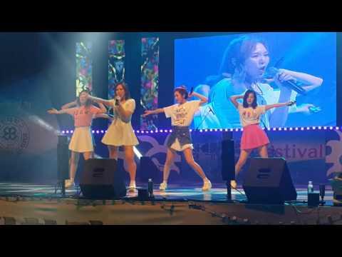 Red Velvet 現場表演片段
