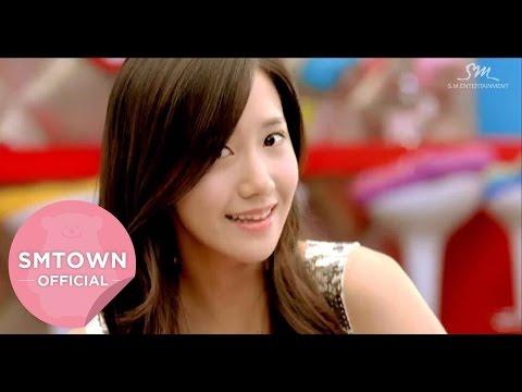 #3位.少女時代 - Gee  發行日期:20096月8日 點擊數:1億6190萬 (*無法播放時,請直接按出處)