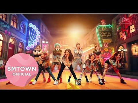 #2位.少女時代 - I GOT A BOY 發行日期:2012年12月31日 點擊數:1億6413萬 (*無法播放時,請直接按出處)