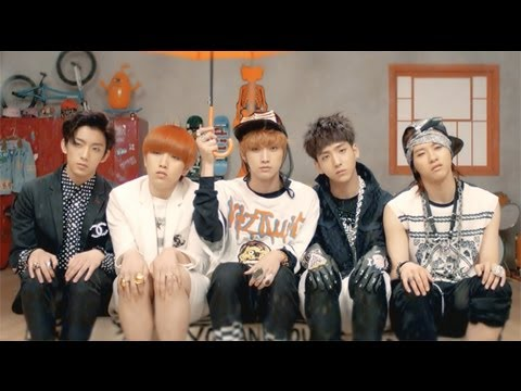 B1A4 - What's Happening? *其實我也想問MV到底花生省魔術(What's Happening)?