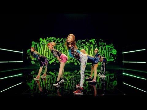 2013年作為出道4年女團,靠著副歌重複性唱「你叫什麼名字」,《What's Your Name?》更是打造4Minute的另一波高峰~