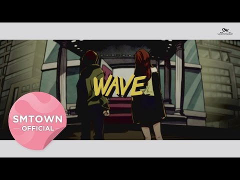 Amber+Luna《Wave》