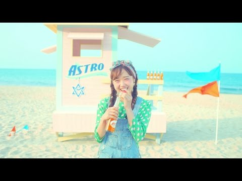 ASTRO - Breathless MV TEASER 1 (*無法播放時,請直接按出處)  舞蹈超可愛阿~~~