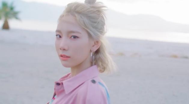 TOP 5 :: TAEYEON 'Why'  發行日期:2016年6月27日