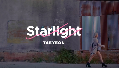 TOP 4 :: TAEYEON 'Starlight' (Feat. DEAN)  發行日期:2016年6月24日