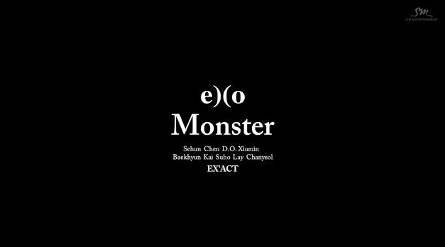 TOP 1 :: EXO 'Monster'  發行日期:2016年6月8日