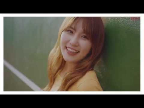 C:曾進入Melon & Gaon 實時榜 現在其實還不算完全體,看MV就知道還要等I.O.I的成員潔瓊和娜榮合體才算完全體的Pledis girlz
