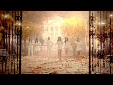 07.APINK:Luv【11週】2014年11月23日 普美的「Lo vu~e」成為這首歌的魔性Part!可愛的發音讓人想一聽再聽!