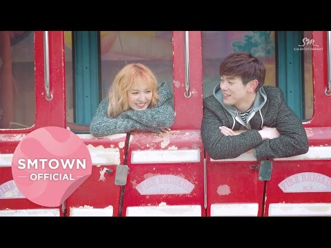 TOP2.Wendy x Eric Nam<Spring Love> 發行日:2016.03.04 Melon週榜最高名次:11