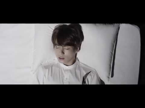 今天公開的第二張正規專輯《WINGS》的預告!!! 南俊的英文旁白 + 柾國從夢中醒來迷忙的模樣 = 100分 !!!!