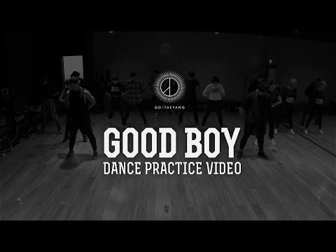 3位 GD X TAEYANG - 'GOOD BOY' DANCE PRACTICE VIDEO  點擊數 29,381,230