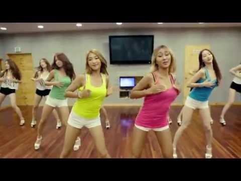 6位 [Dance Practice] SISTAR_Touch my body_Dance Practice Ver.  點擊數 16,935,533