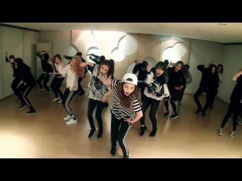 5位 4MINUTE - 'Crazy' (Choreography Practice Video)  點擊數 17,094,130 4米尼...ㅠㅠ