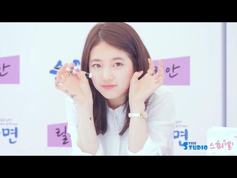 雖然大家都說美女招嫉,不過秀智因為親和的形象,在韓國不論男女都有穩固的粉絲群,甚至連女粉絲的比例也很高,成為少數例外「連女生也喜歡的女偶像」
