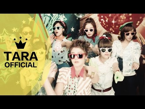 T-ARA- Roly Poly