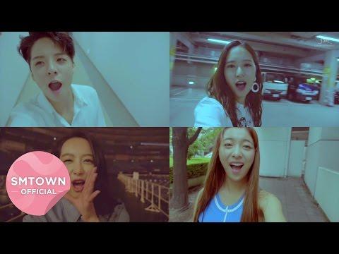 f(x)《All Mine》 Luna:37.3秒 Amber:27.5秒 Krystal:26.1秒 Victoria:16.4秒 * 無法播放時,請直接按出處