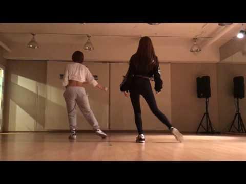 最後的宣傳階段,公司終於在11月28日通過 YouTube公開了第八位神秘的成員和團長練舞的影片。  影片中該成員的舞蹈實力也相當驚人, 但因為只是練舞的影片,臉部還是有些模糊。