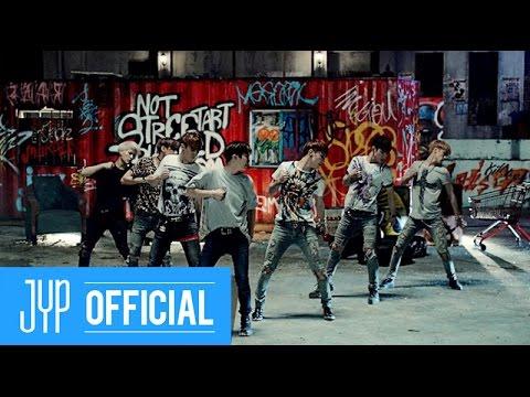 GOT7 - If You Do 看來小編跟韓國網友的口味有點相似啊~~ 雖然不是GOT7的粉絲,但這首絕對是重覆好幾個禮拜的歌單之一啊 後來發行的《Hard Carry》更是將GOT7的人氣推到最高峰 果然好的歌曲和造型會為團體加上100分~~