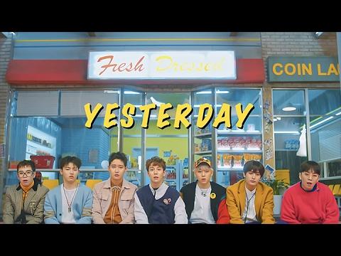 雖然這只是上周的即時排名,但也看得出來韓國人聽音樂的種類很多元呢 最後就讓我們再聽一次《YESTERDAY》吧~~~