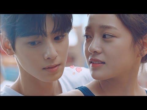 粉絲們也表示兩人真的好配,如果是由他來演出就好了... 兩個人在廣告裡的互動真的很甜蜜!看完會有想戀愛的感覺♥
