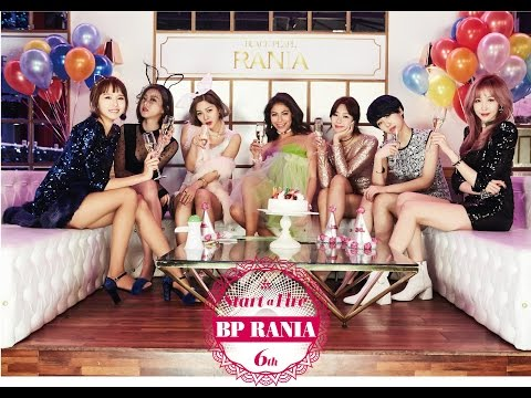BP RANIA 是韓國DR Music所推出的女子流行音樂團體,曾憑藉歌曲《Dr. Feel Good》獲得不少關注,但這幾年的人氣卻沒有明顯增長的跡象...而他們卻已經經歷了11次成員變化了 成員變動紀錄:8人→7人→6人→5人→6人→5人→5人→6人→5人→7人→6人。