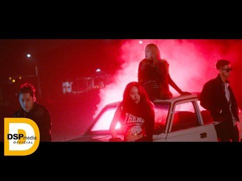 KARD之前發行過的企劃歌曲《Oh NaNa》就已經引起一陣話題,MV觀看數也激近兩千萬,尤其是副歌一直圍繞著「喔那那那~」想不中毒也很難XD