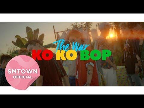 最後來欣賞EXO這次的主打歌Ko Ko Bop吧~~!!!