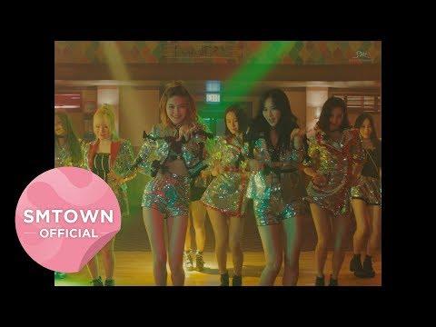 最後就來看一下少女時代新專輯MV吧!!!!!!!!