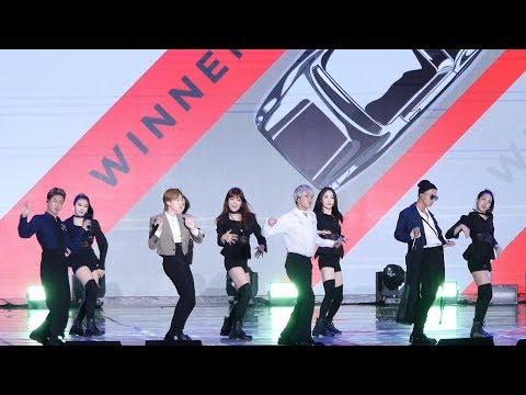 WINNER ─ REALLY REALLY YG的又一個代表男團~~最近WINNER新歌的音源成績更是驚人阿~~~喜歡韓國娛樂圈的粉絲應該都聽過「一定要看過YG家藝人的演唱會」的傳說吧!