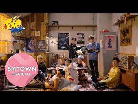 兩大男團都在九月回歸 真的好期待啊!!! 昨天SM也釋出了EXO的概念預告影片 感覺是相當青春洋溢的可愛宅男?風啊