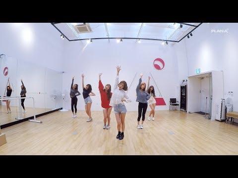 原練習影片:Apink 'FIVE'' 안무 연습 영상 (Choreography Practice Video)