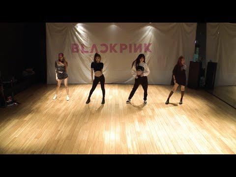 原練習影片:BLACKPINK – '마지막처럼 (AS IF IT'S YOUR LAST)' DANCE PRACTICE VIDEO