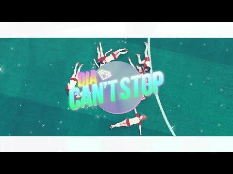 DIA-Can't Stop 發行時間:2017年8月22日 MELON進榜名次:第100名 日榜名次:進榜失敗,日榜名次132名。