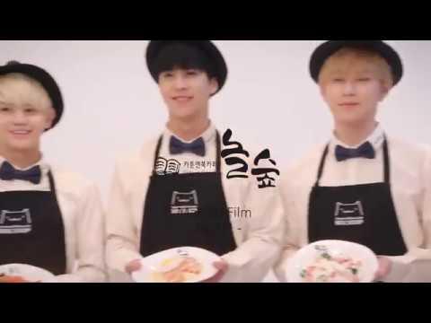 點餐處的廣告影片這裡看!!  可以指定成員送餐嗎?