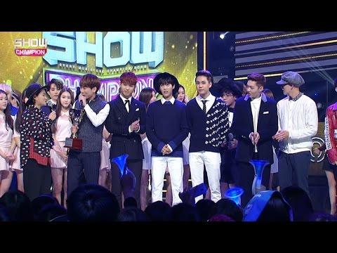 像是2012年出道的男團BTOB就花了1310天,出道快3年的時間,才在2015年10月21日於《Show Champion》獲得第一個音樂節目一位。 只可惜當時忙內星材因為拍戲的行程無法一起感受獲獎的喜悅,但看到BTOB終於熬出頭的粉絲們,內心感動應該無法言喻。