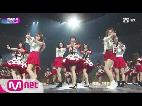 韓國版的AKB48名曲,和日本女團版的《Pick Me》交換舞台,刀群舞還是可愛風,擊中你心的是哪一種呢?