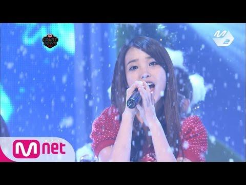 像是經典的 IU - Early Merry Christmas (feat.天動)