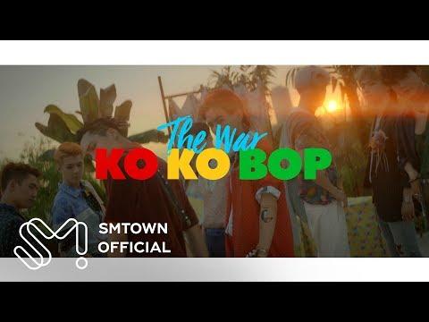 僅靠《Ko Ko Bop》以及後續曲《Power》便拿下16個一位,不愧是EXO 啊~~ 這周發行的冬季特別專輯《Universe》也非常好聽啊