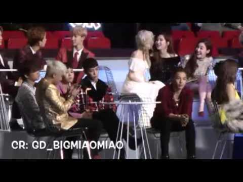 像是少女時代的Tiffany跟BIGBANG的G-Dragon是認識的關係,也讓不少粉絲相當驚喜,其實在其他非演藝人員的SNS中,就有看過Tiffany和GD、CL等人聚會的影片~ 不過GD跟帕尼打招呼的時候,真的是酷勁十足啊!
