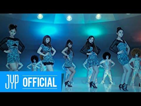 #5 Wonder Girls - 2 Different Tears