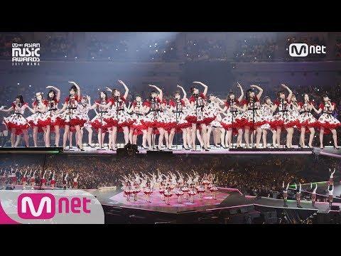 這才知道原來2017年的《MAMA》上I.O.I 的與AKB48系列的女團合作根本是為了新一季《Produce》舖路的前奏。而且預計各推出48名練習生,最後有96名練習生同台競爭的《Produce》,這回的名單來頭也不小