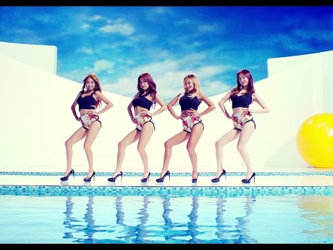 #4 SISTAR - Touch my body