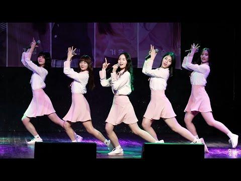 實際表演時體態也看來非常勻稱的她們,希望可以快快大紅,為韓國演藝圈帶來新的氣象啊!