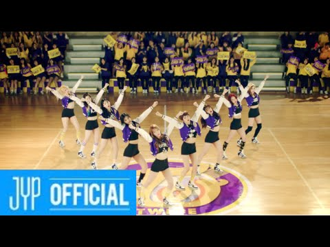 TOP5 20萬 TWICE - CHEER UP 網評:因為