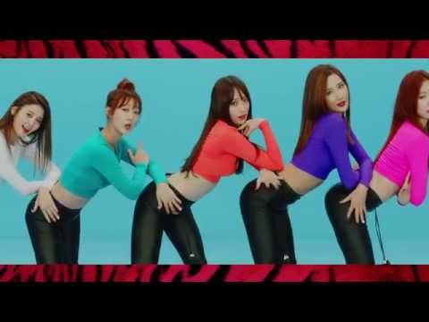 #5 EXID - UP&DOWN